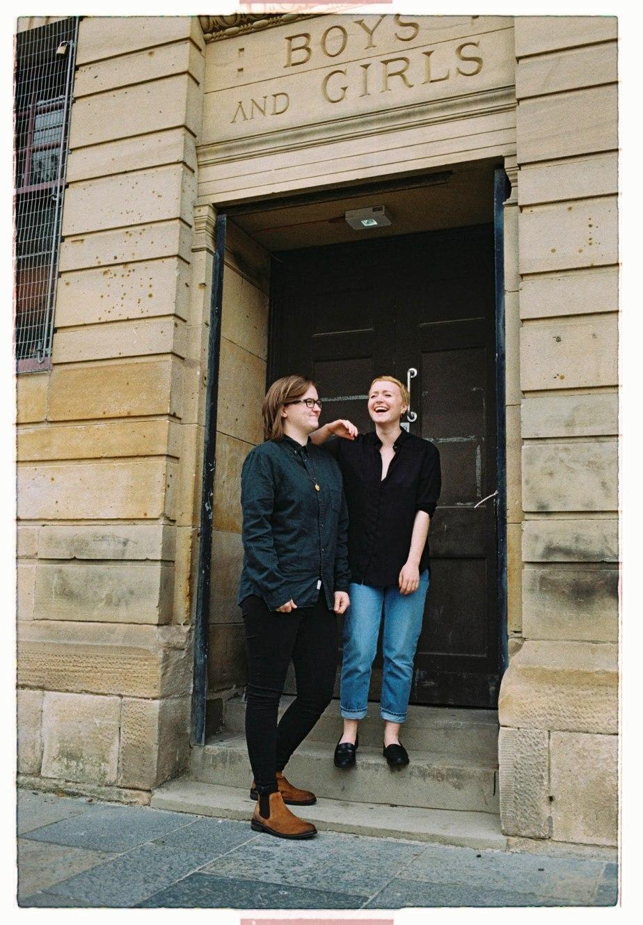 Amanda Stanely & Stacey Walton